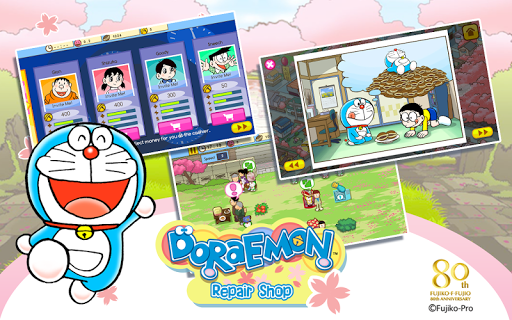 Doraemon Repair Shop Seasons 1.5.1 screenshots 3