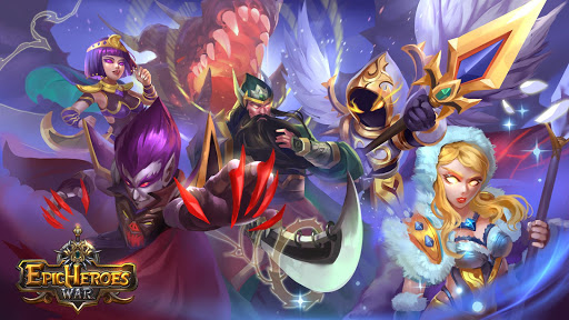 Epic Heroes War Action RPG Strategy PvP 1.11.3.412 screenshots 20