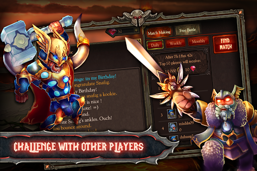 Epic Heroes War Action RPG Strategy PvP 1.11.3.412 screenshots 23