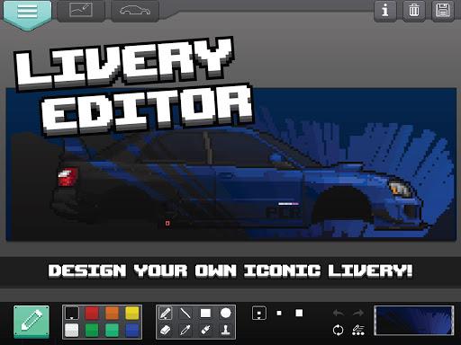Pixel Car Racer 1.1.80 screenshots 17