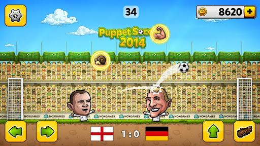 Puppet Soccer 2014 – Big Head Football 2.0.7 screenshots 2