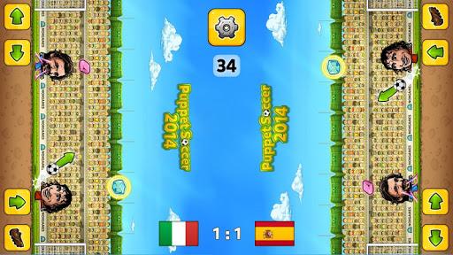 Puppet Soccer 2014 – Big Head Football 2.0.7 screenshots 24