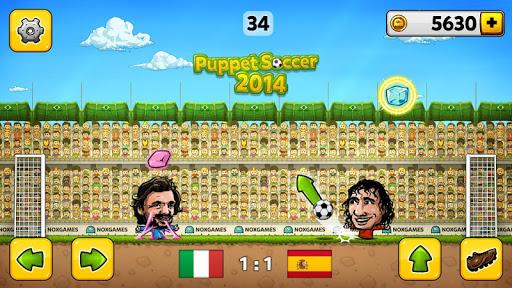 Puppet Soccer 2014 – Big Head Football 2.0.7 screenshots 3
