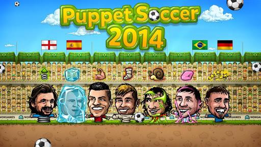 Puppet Soccer 2014 – Big Head Football 2.0.7 screenshots 4