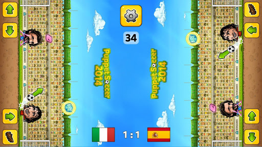Puppet Soccer 2014 – Big Head Football 2.0.7 screenshots 8