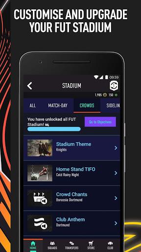 EA SPORTS FIFA 21 Companion 21.4.0.189057 screenshots 2