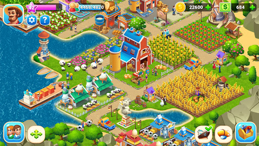 Farm City Farming amp City Building 2.5.9 screenshots 18