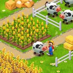 Free Download Farm City : Farming & City Building 2.5.9 APK