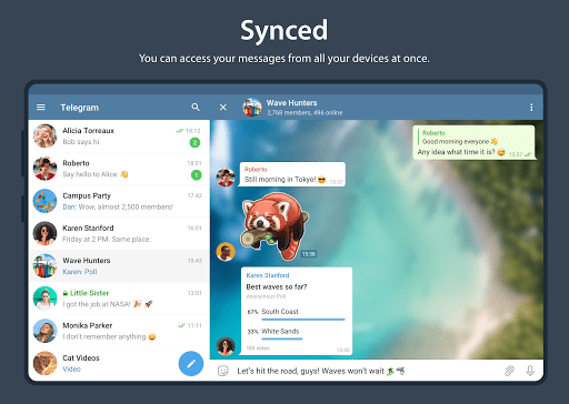 Telegram 7.3.1 screenshots 7