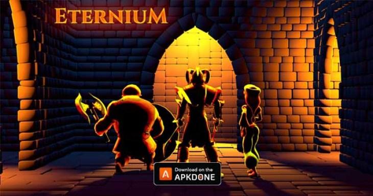 Eternium poster