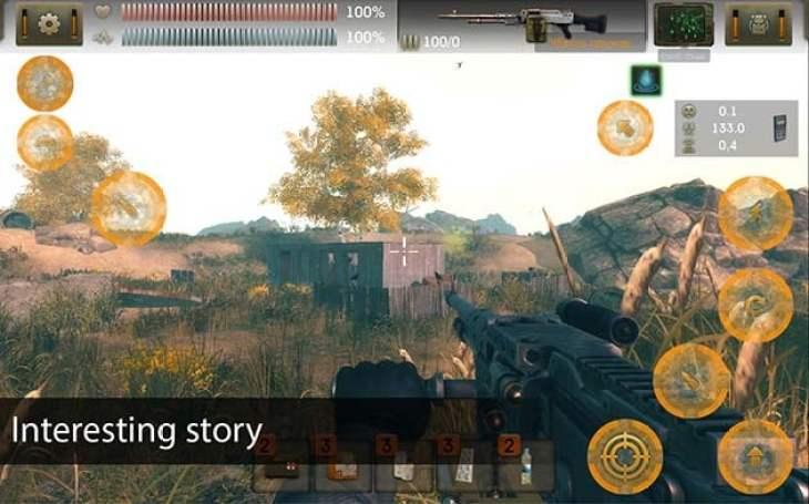 Sun Origin Screenshot 2