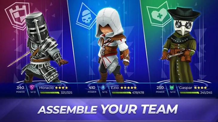 Assassin's Creed Rebellion Screenshot 2