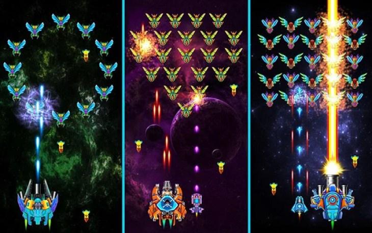 Galaxy Attack Alien Shooter Screenshot 1