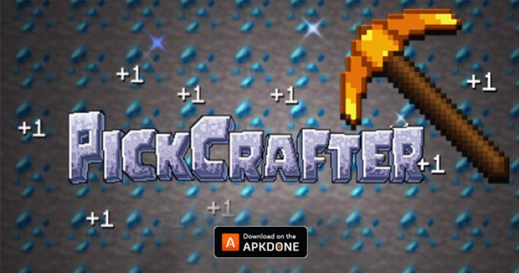 PickCrafter poster