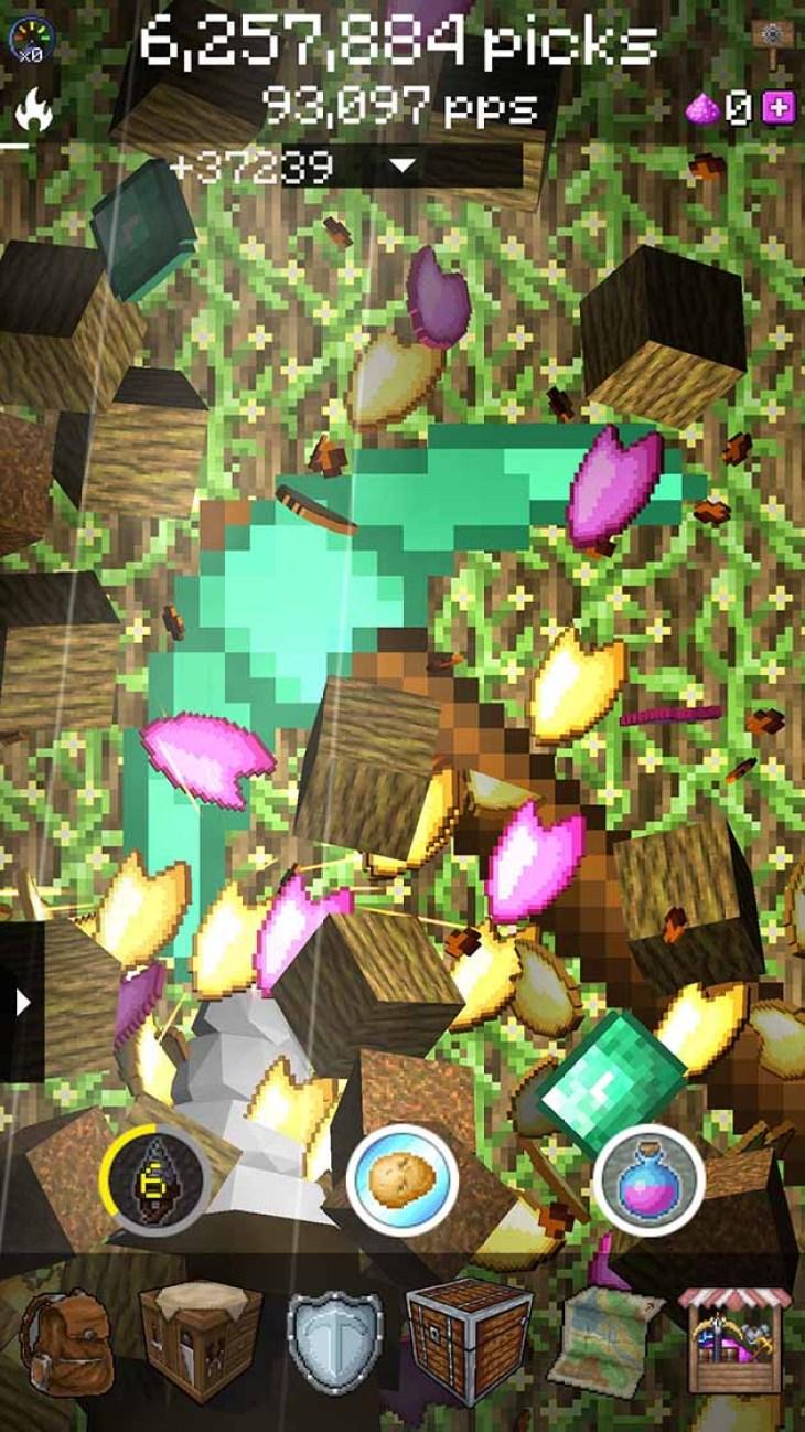 PickCrafter screenshot 2
