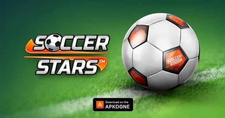 Poster of Soccer Stars