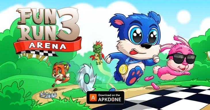 Fun Run 3 Poster