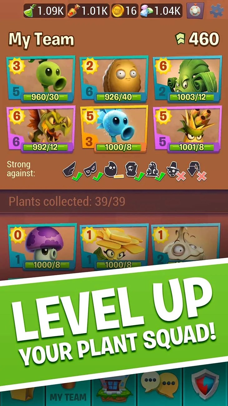 Plants vs Zombies 3 screenshot 2