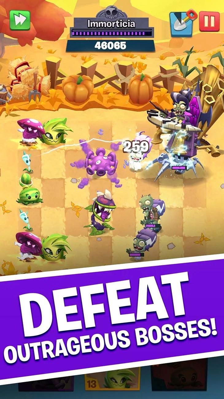 Plants vs Zombies 3 screenshot 4