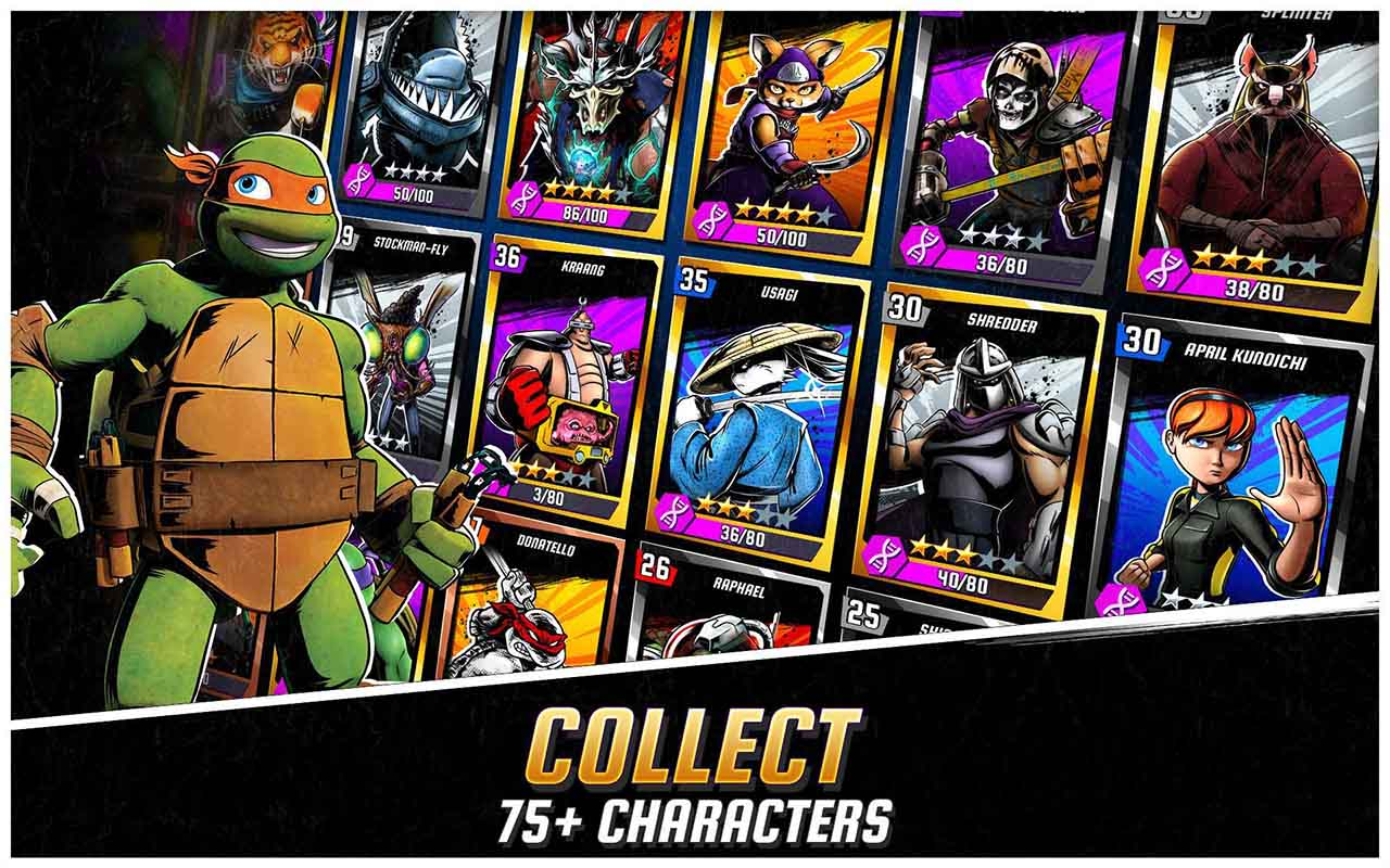 Ninja Turtles Legends Screenshots 4