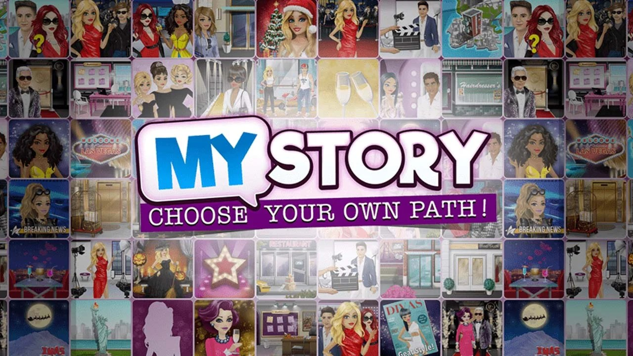 Choose a poster of your story your own way