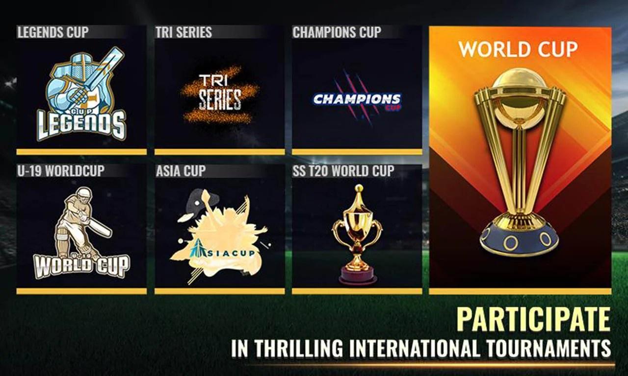 Sachin Saga Cricket Champions Screen 1