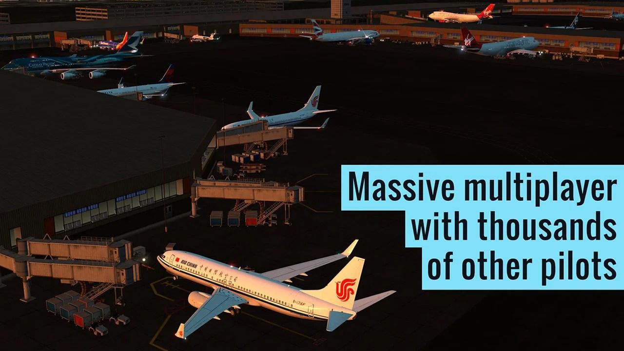 X Plane Flight Simulator Screen 2