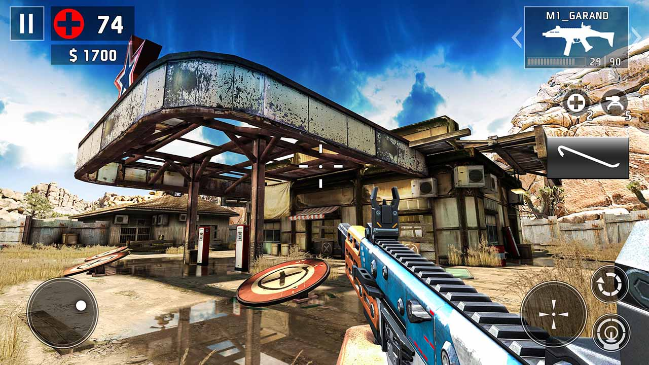 Dead Trigger 2 screen 0