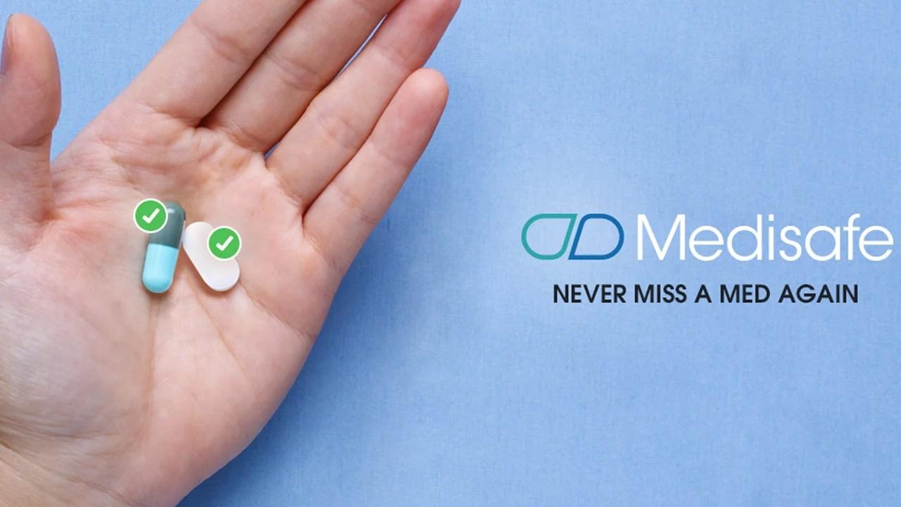 Medicef Pill Reminder and Medication Tracker Poster