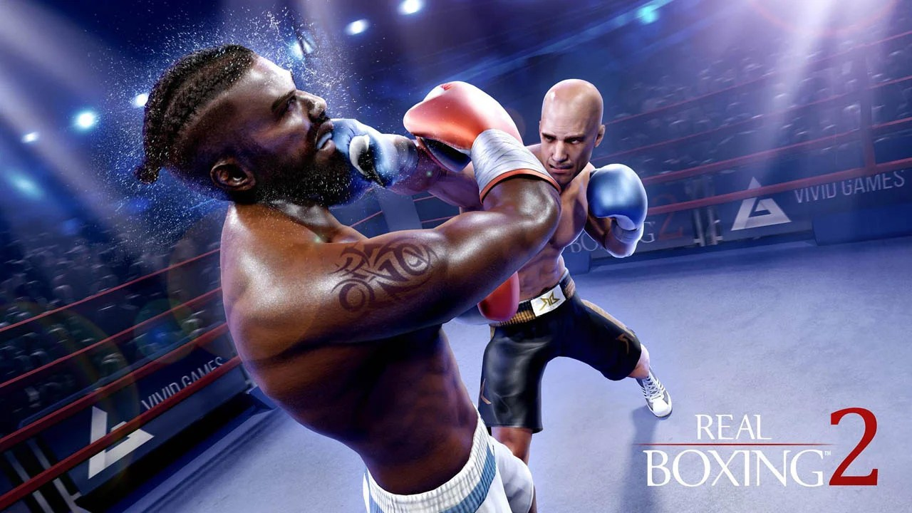 Real Boxing 2 Poster