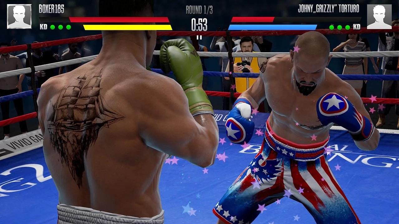 Real Boxing 2 Screen 4