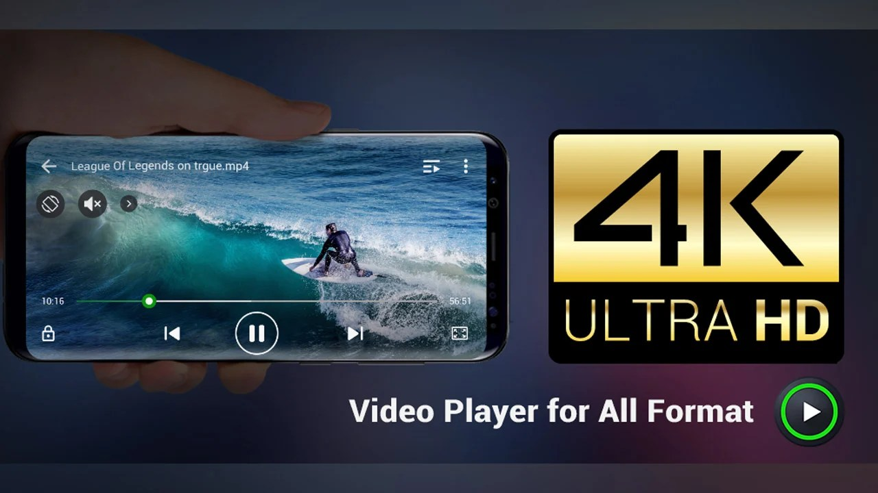 XPlayer Video Player All Format Poster