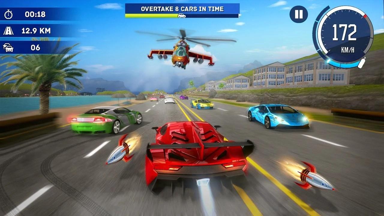Car Racing Games Screen 1