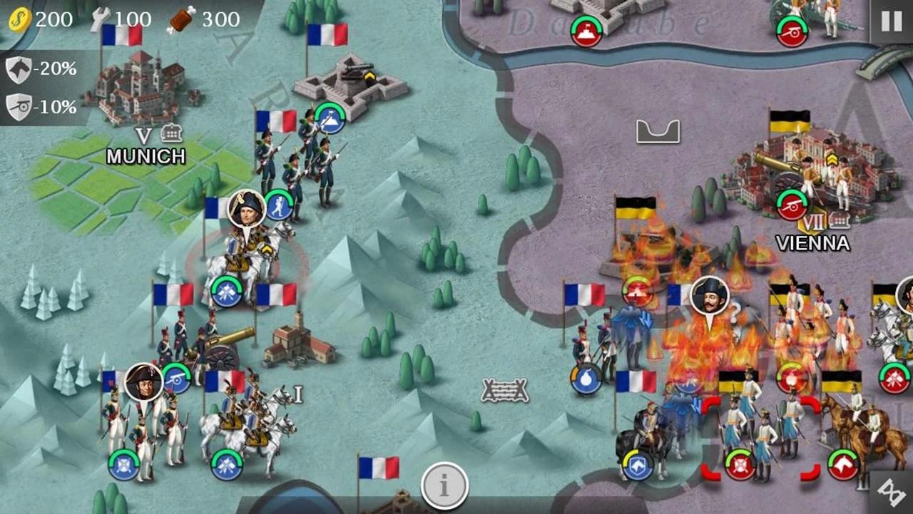 European War 4 Napoleon Screen 2
