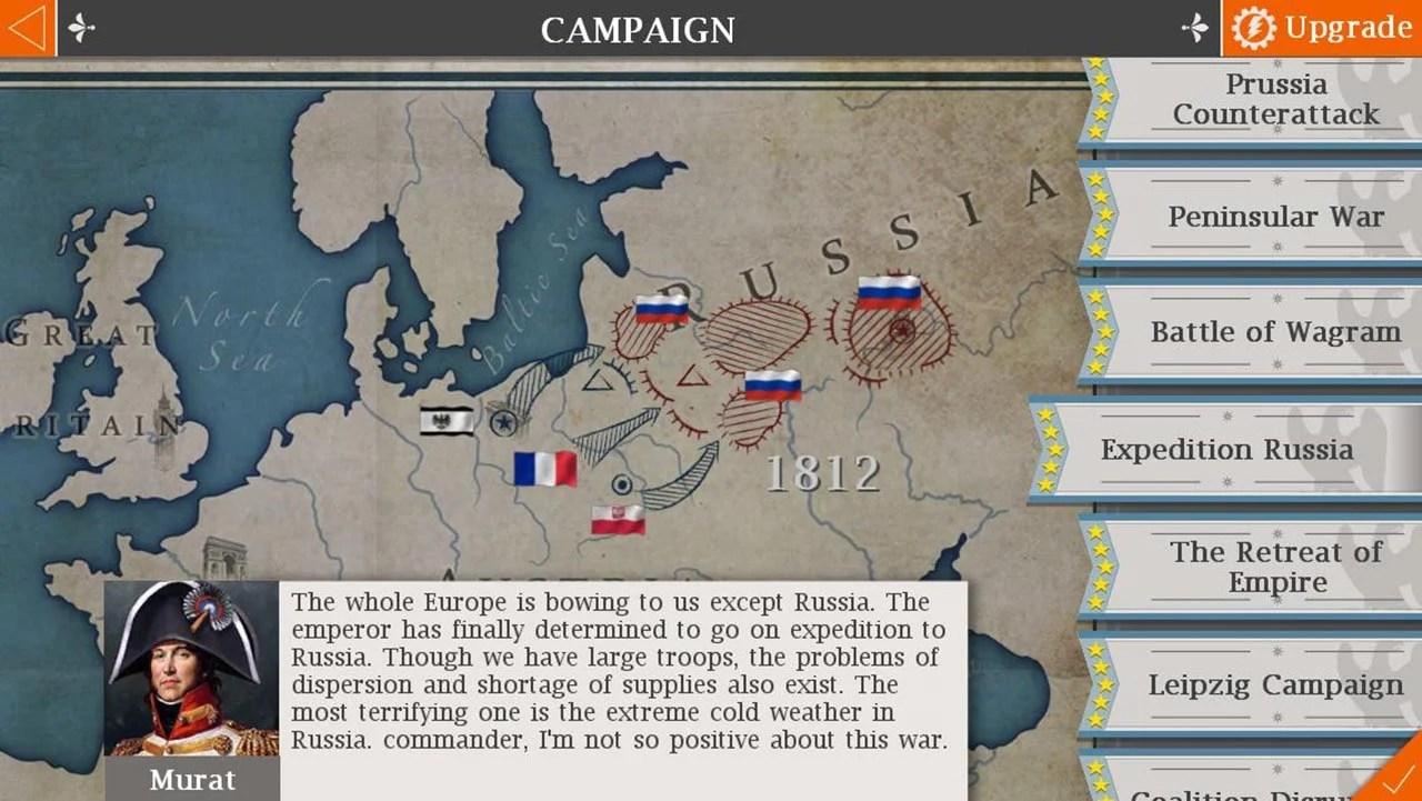 European War 4 Napoleon Screen 3