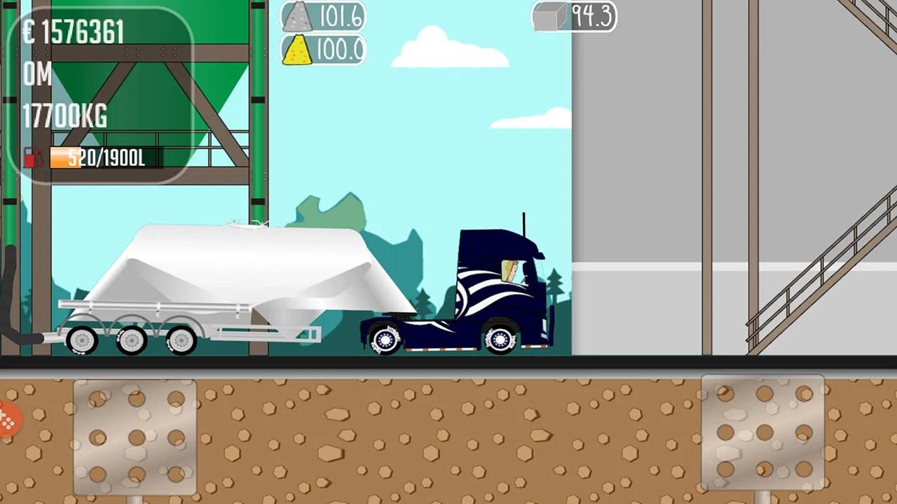 Trucker the Screen 2