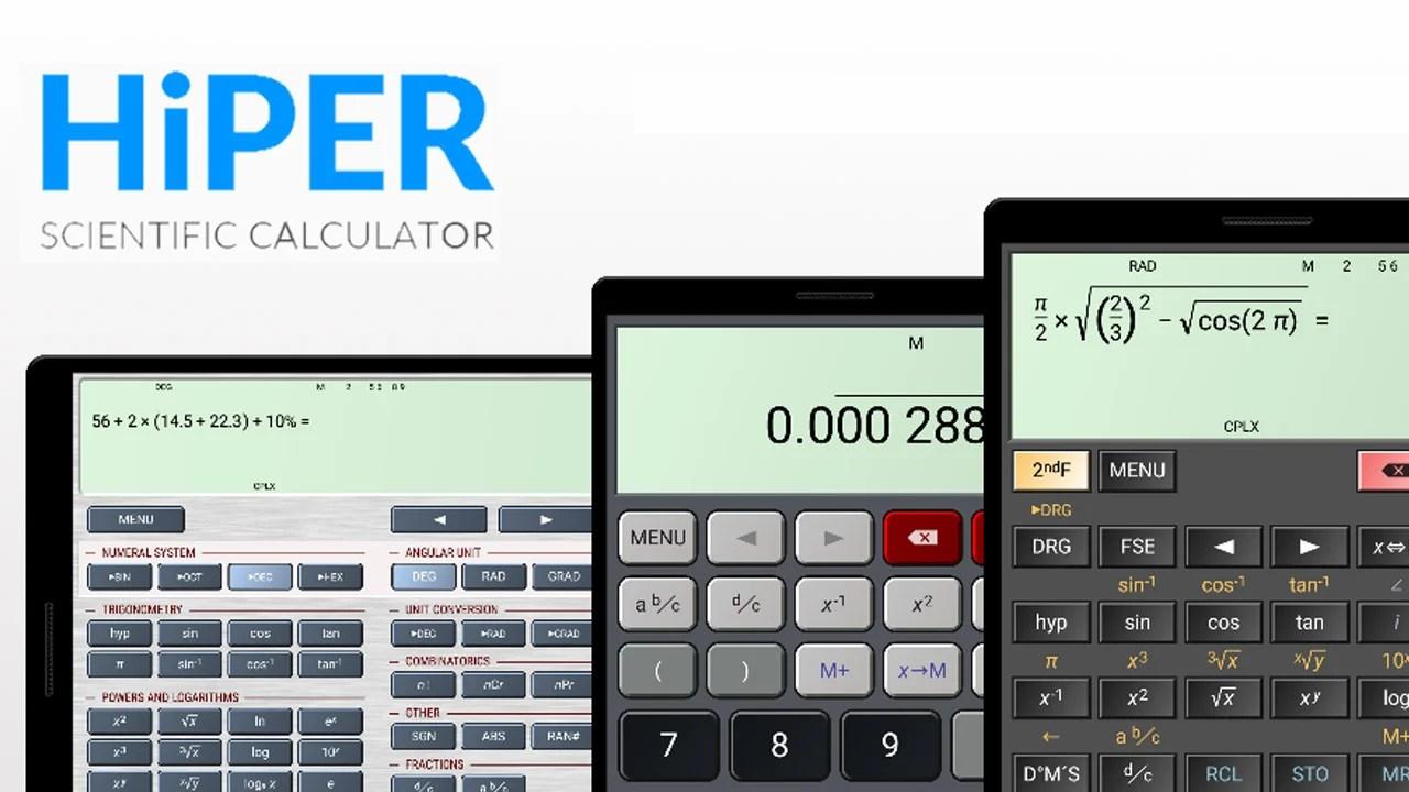 Hyper Calc Pro poster