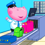 Airport Professions Fascinating games APK MOD Unlimited Money