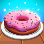 Boston Donut Truck – Fast Food Cooking Game APK MOD Unlimited Money