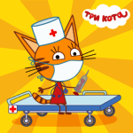 Kid-E-Cats Hospital for animals. Injections APK MOD Unlimited Money