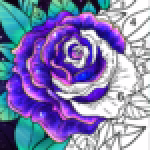 Coloring Book – Color by Number Paint by Number APK MOD Unlimited Money