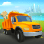 Transit King Tycoon – Seaport and Trucks APK MOD Unlimited Money