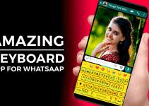 keyboard app for whatsapp
