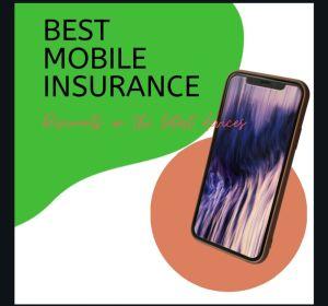 Insurance for mobiles
