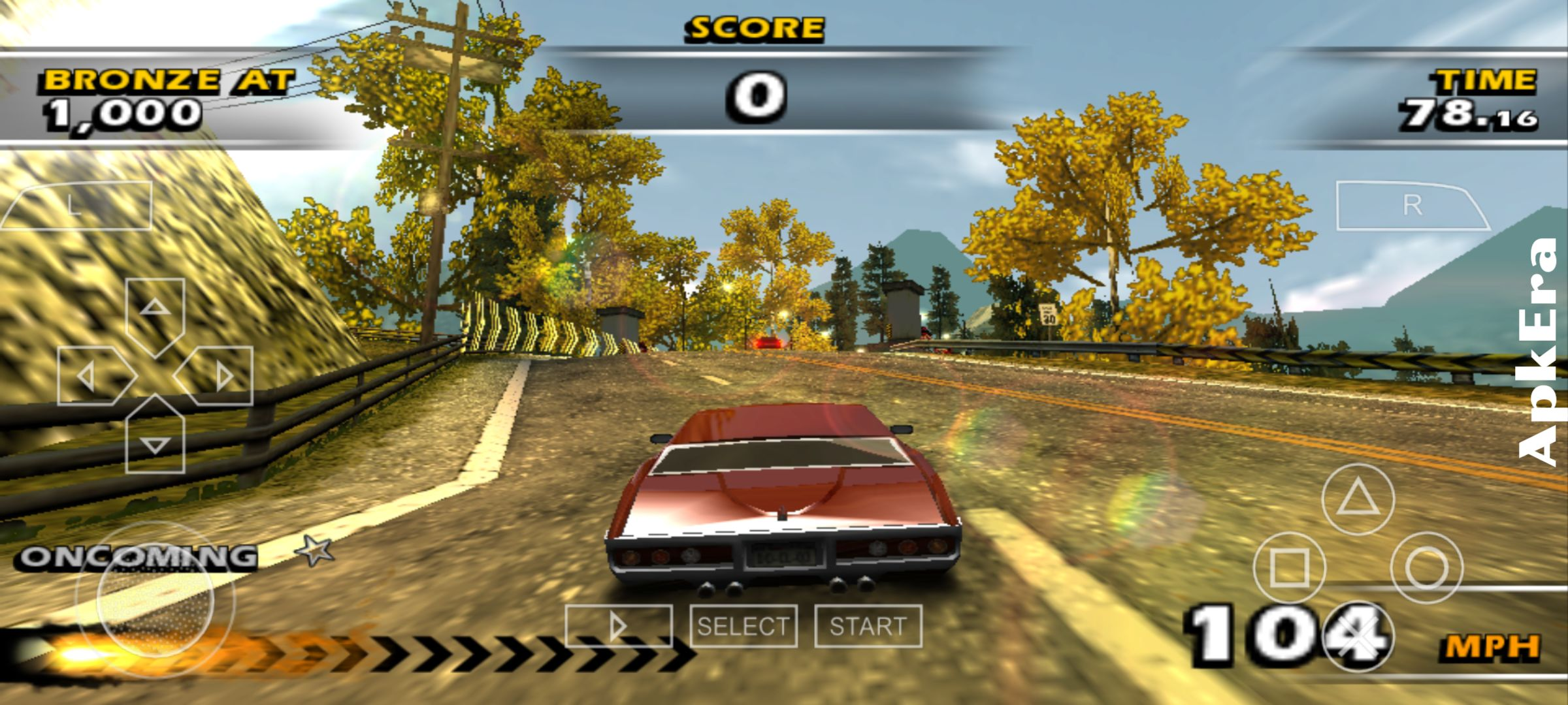 10+ Best PPSSPP Racing Games for Android