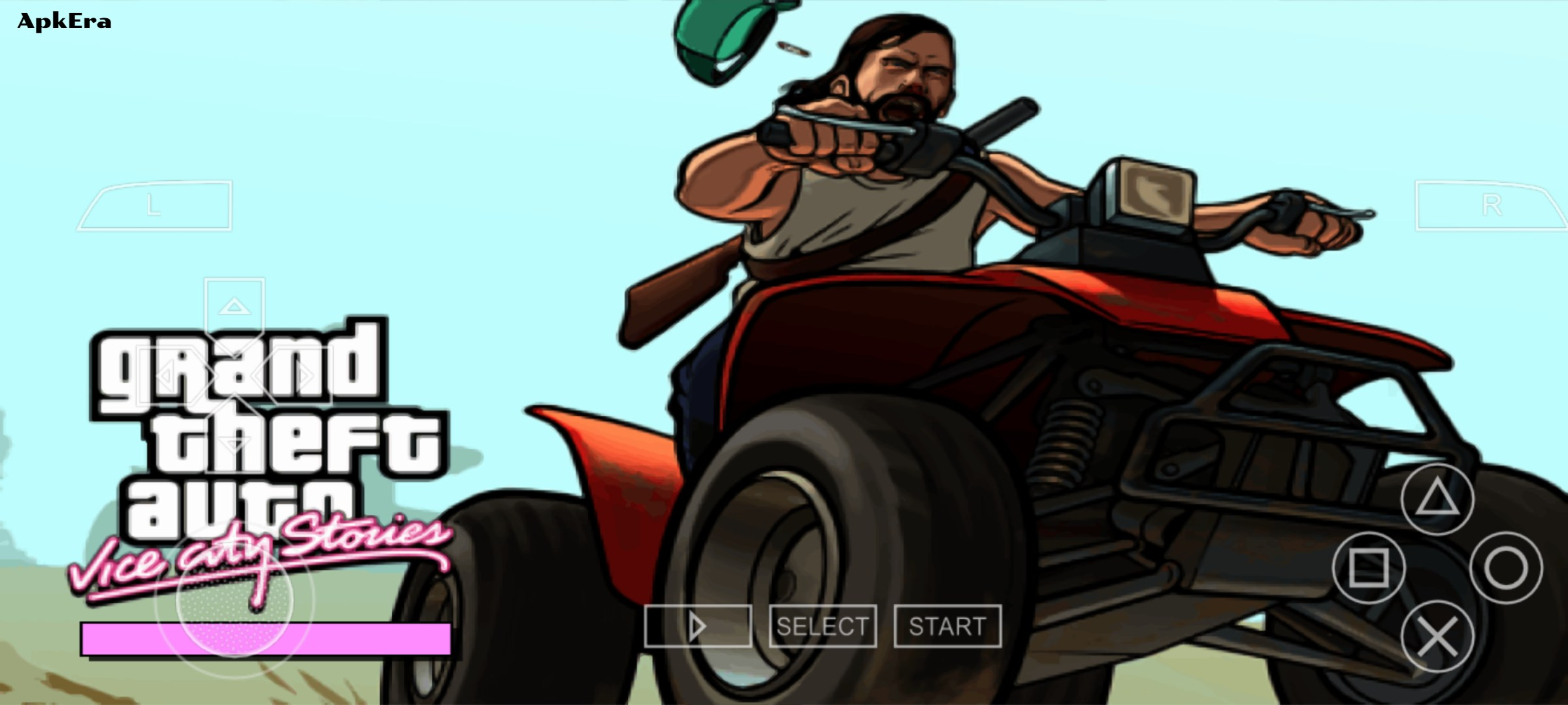 Grand Theft Auto: Vice City Stories PPSSPP Download