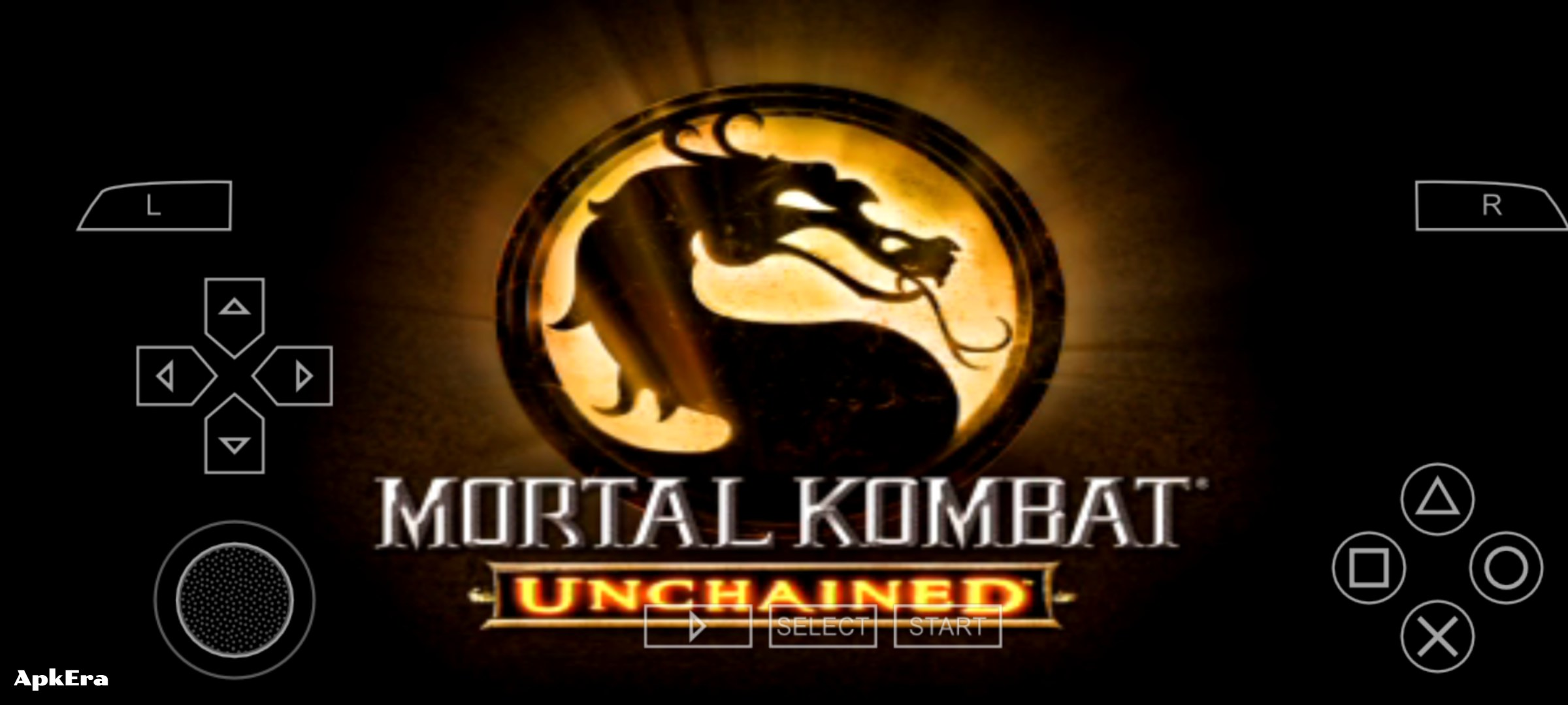 Mortal Kombat: Unchained PPSSPP Download