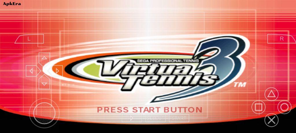 Virtua Tennis 3 PPSSPP Download