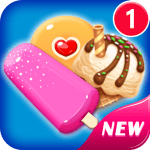 Candy Sweet Fruits Blast – Match 3 Game 2020