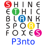 P3nto–The Five-Letter Word Game
